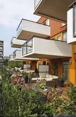 Terrassen Meerwijk